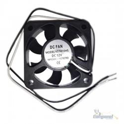 Cooler Micro Ventilador 50x50x10mm 12v